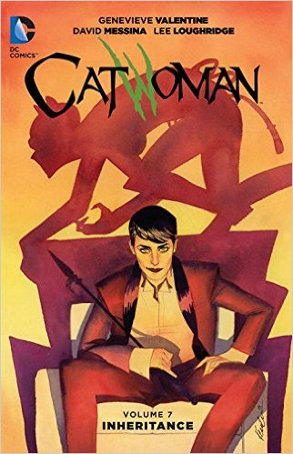 CATWOMAN: INERITHANCE