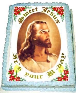 Jesus cakes