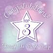6 x Through The Purple Haze Top 3