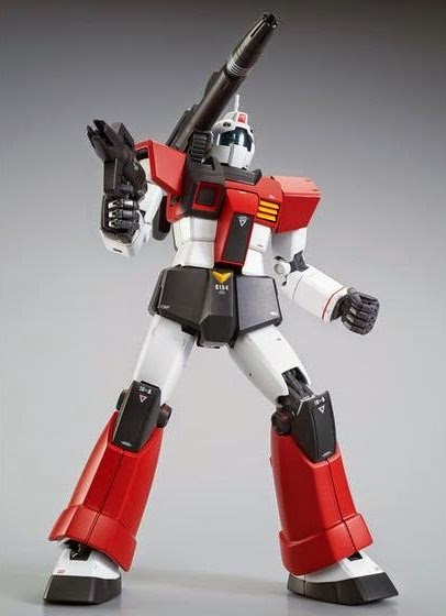 gundam model kits bandai gm cannon