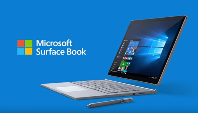 Inilah Surface Book Terbaru Dari Microsoft