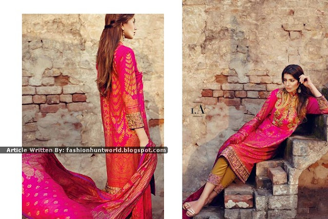 Sana Safinaz Midsummer Lawn Dresses Out Now
