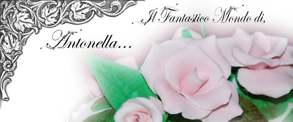 IL fantastico mondo di Antonella, dove tutto  possibile creare!