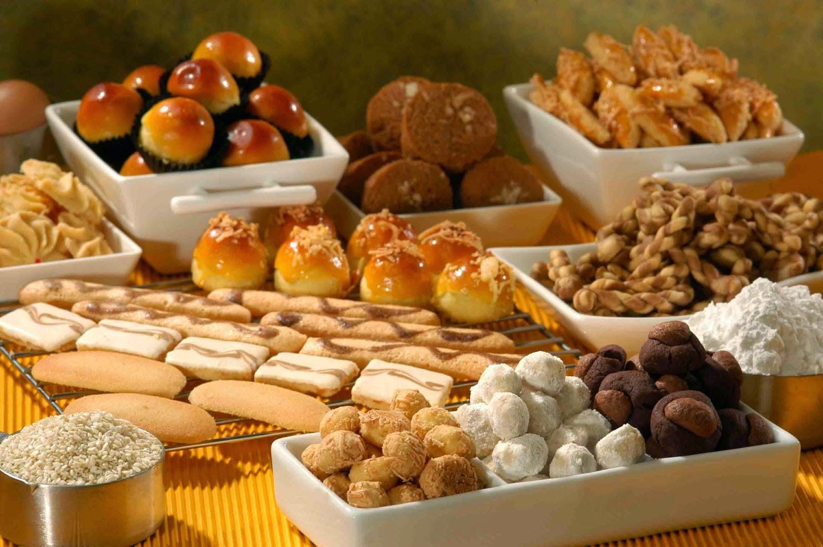 membuat kue kering atau kue lebaran lezat dan juga nikmat. Berikut