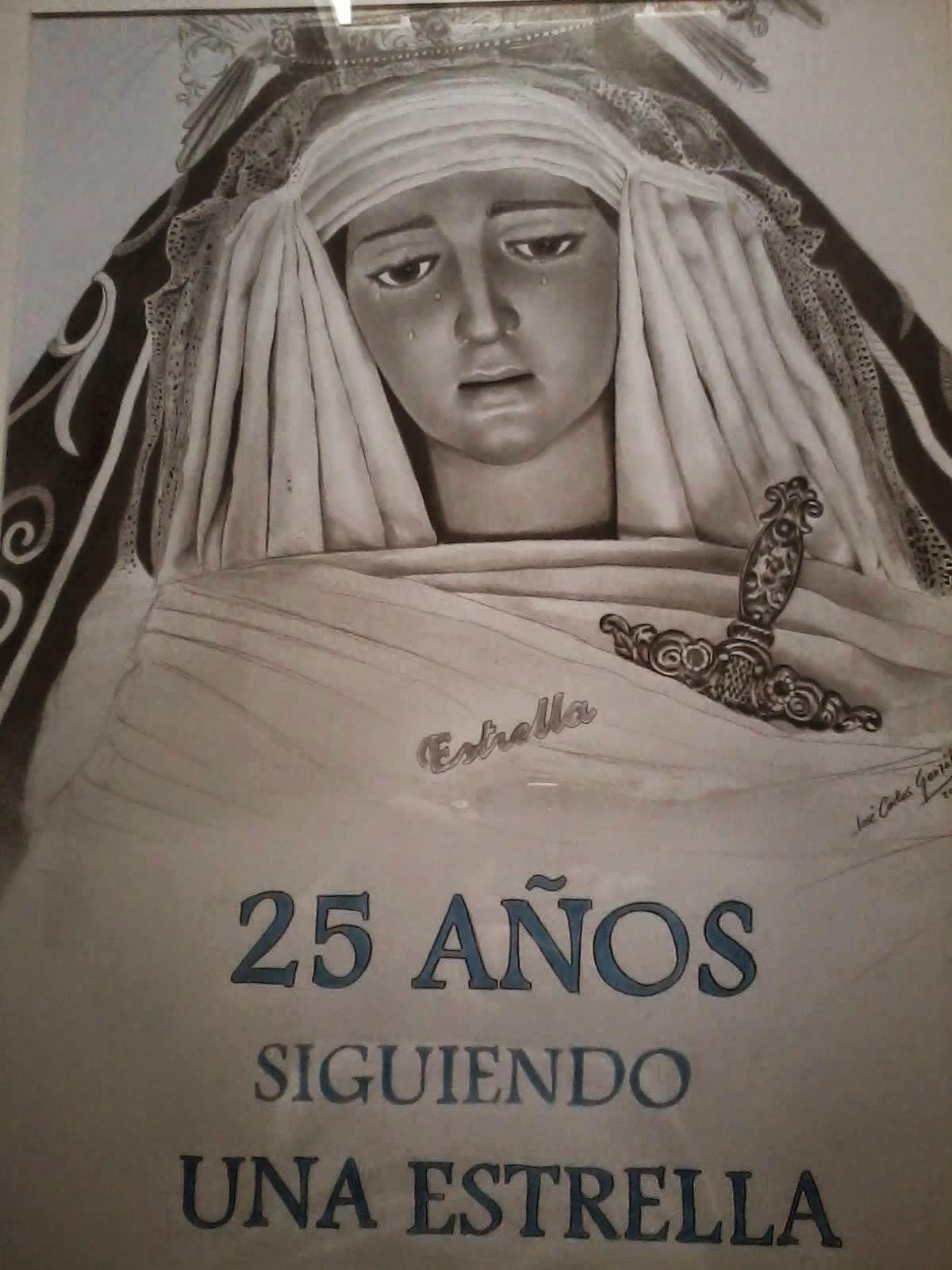 CARTEL 25º ANIVERSARIO