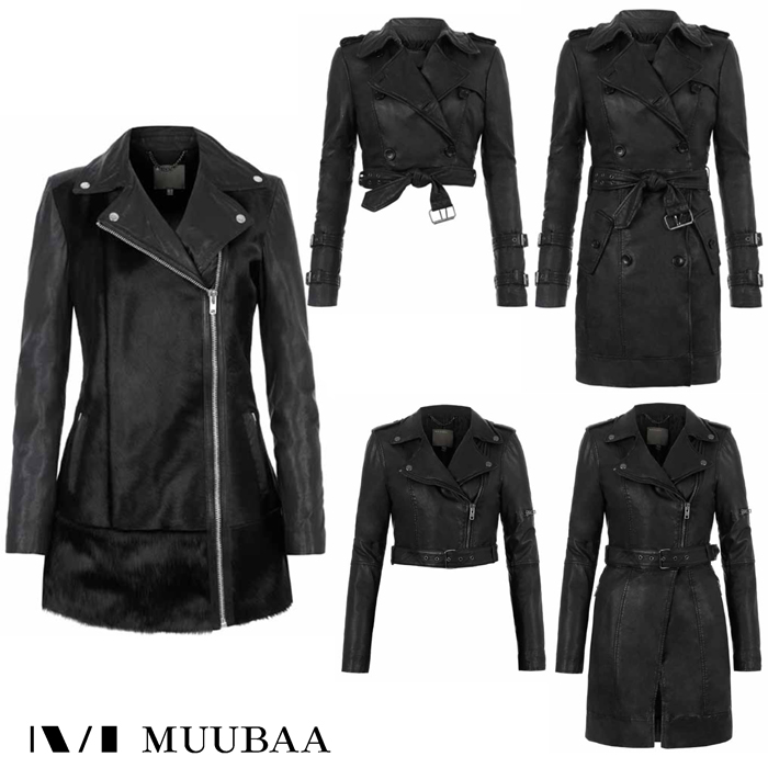 COATS MUUBAA A/W 2013 New Collection