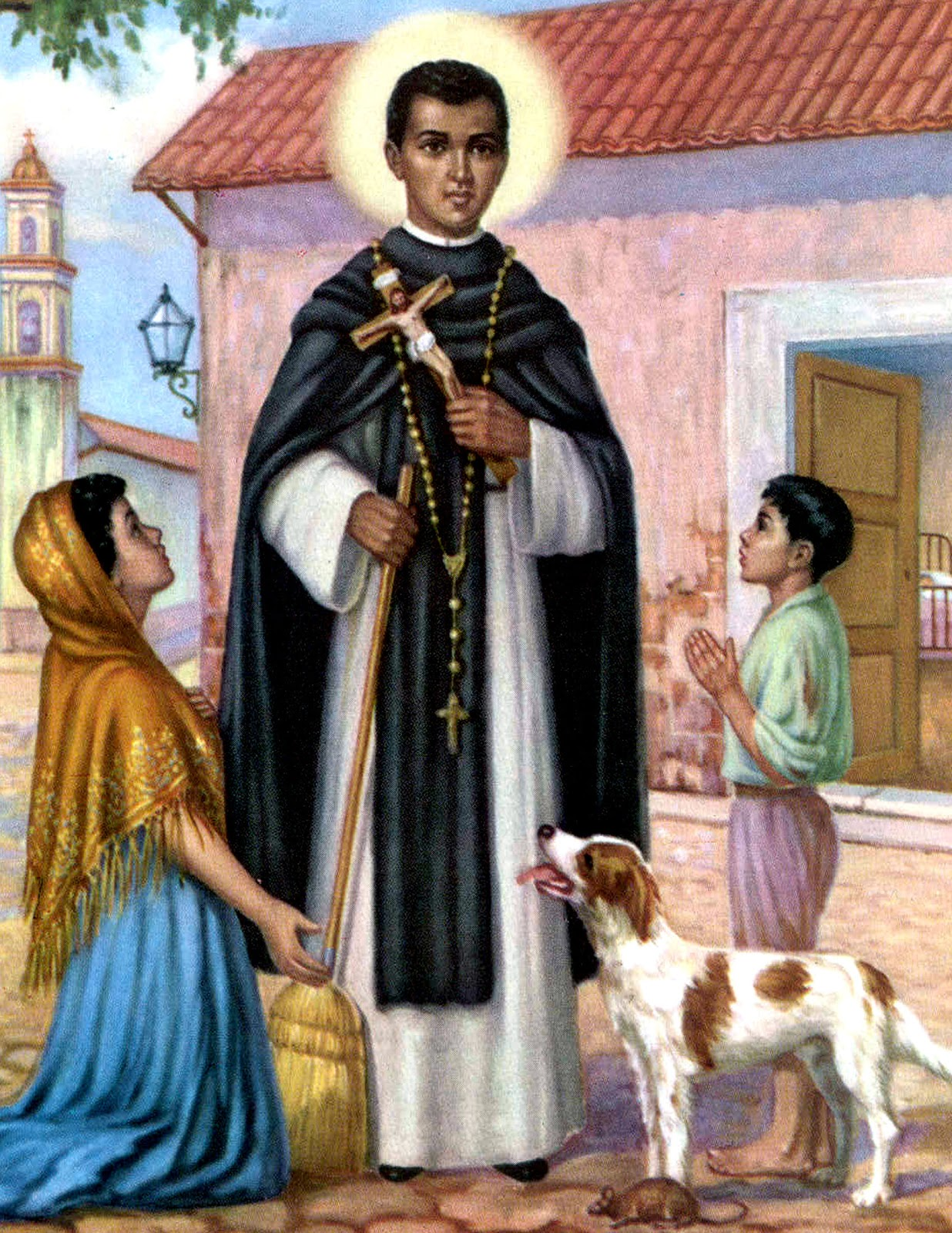 Image result for St. Martin de Porres
