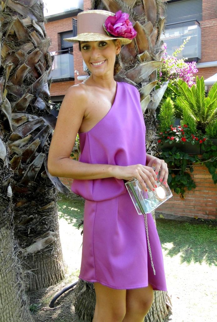 Los looks de Miss Cavallier en la boda de S&M Invitadas, Look Espía ...