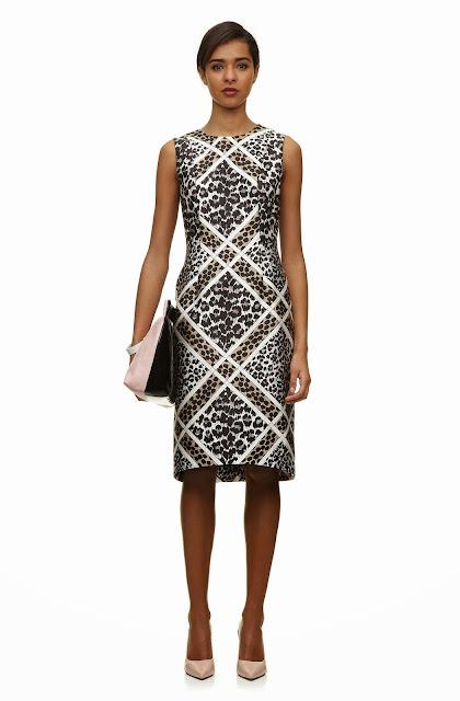whistles leopard dress
