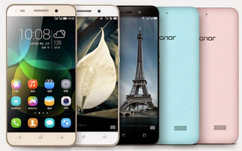 Huawei Bikin Smartphone Murah Spesifikasi Mumpuni