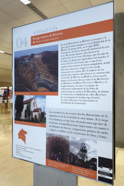 100 elementos de patrimonio industrial español. Riotinto