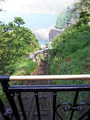 Cliff Railway Lynton to Lynmouth