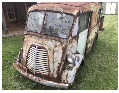 Oz van for sale