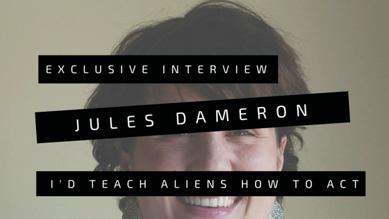 Exclusive Interview with Julia Dameron