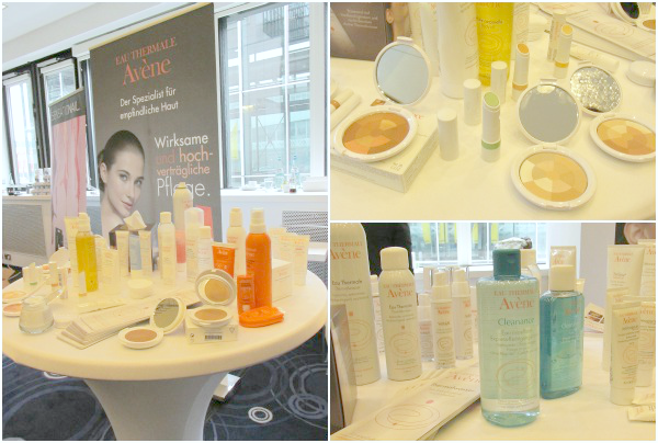Eau Thermale Avène - beautypress Blogger Event