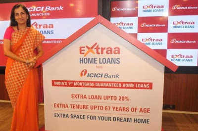 ICICI Bank Mortgage Guarantee Extraa Loan