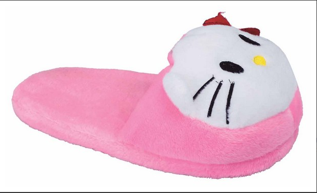 Sepatu: Sendal Pink Hello Kitty (SDG-474)