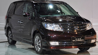 Honda Elysion MPV Launched on Chinese Market