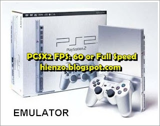 Best Setting PCSX2 atau Emulator PS2 Fps 60 Full Speed (Configuration)