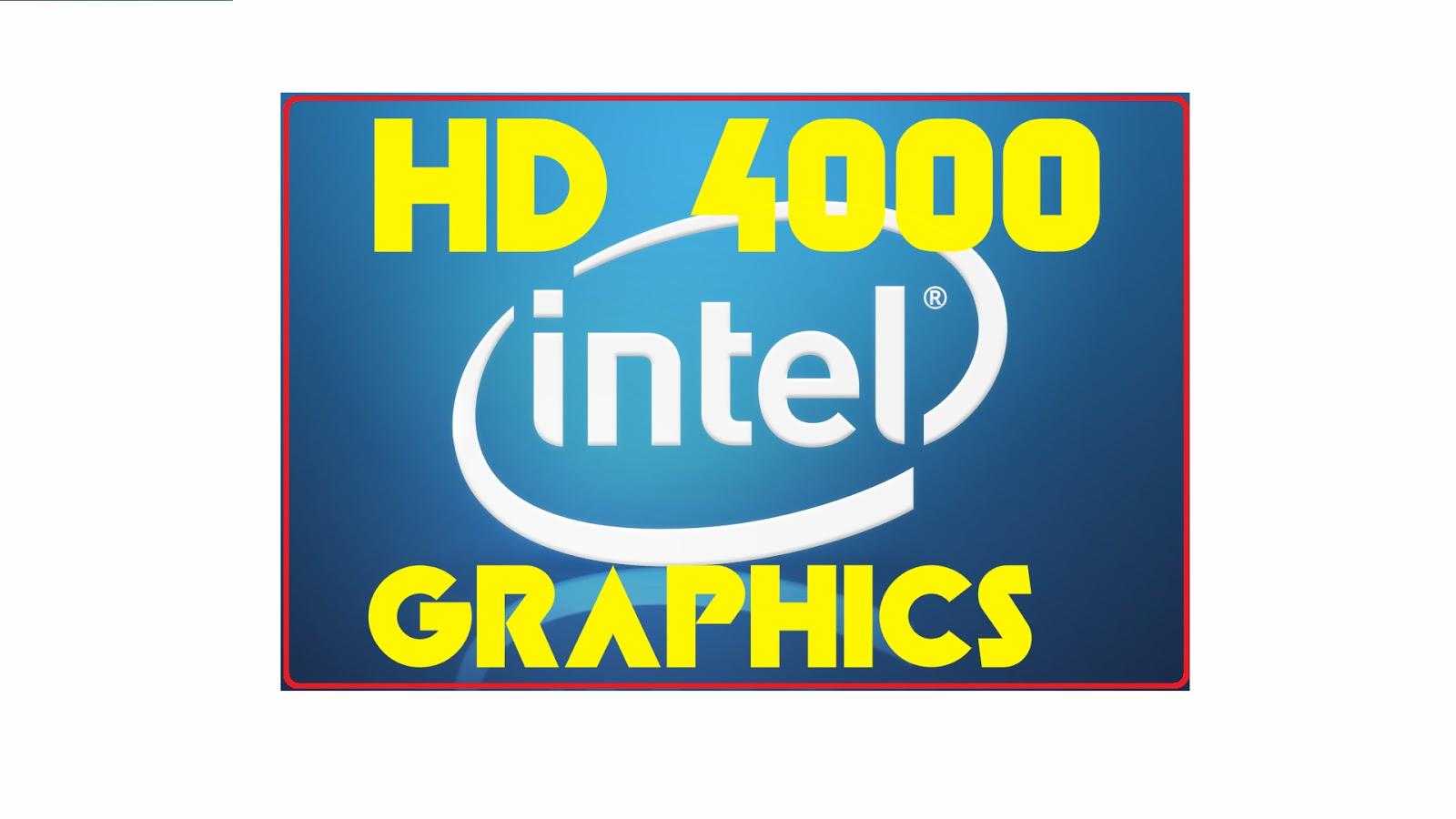 intel hd graphics 4600 windows xp driver download