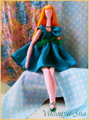 кукла Тильда - Даша