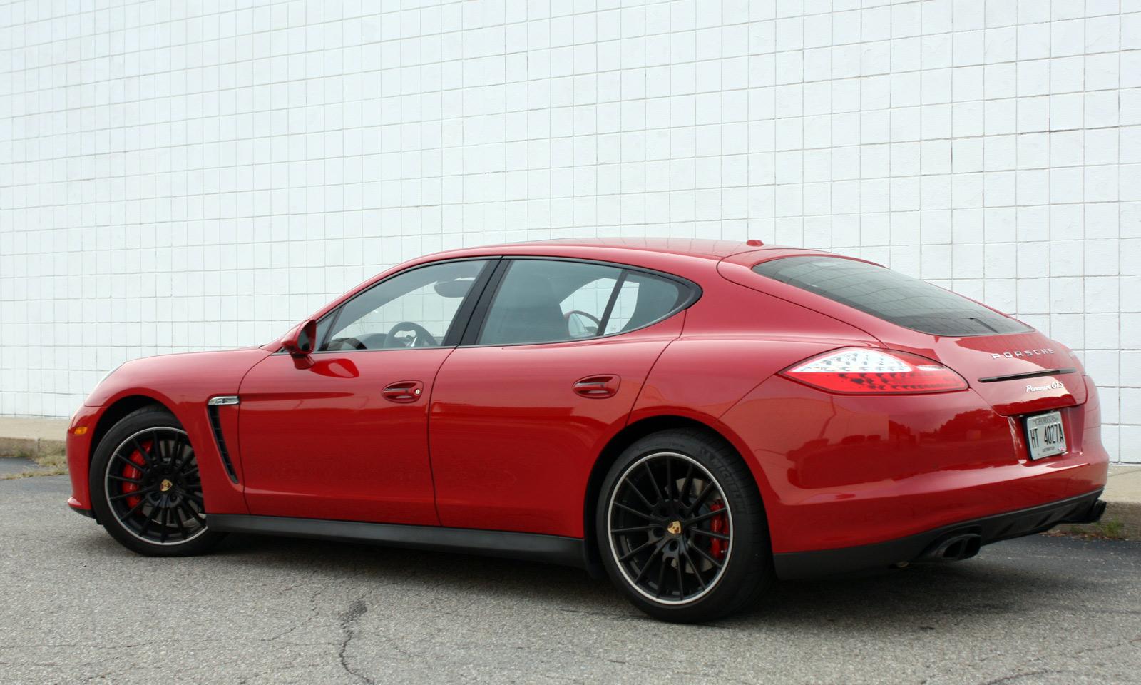 2013 Porsche Panamera Gts Supercar Original