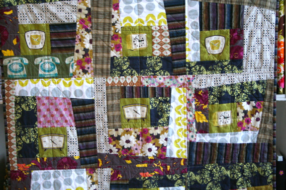 In My New Liberated Log Cabin Quilt Class At Sew LA, Thatu0027s What Weu0027ll Be  Doing! Youu0027ll Learn A Fun And Modern Take On The Traditional Log Cabin  Block And ...