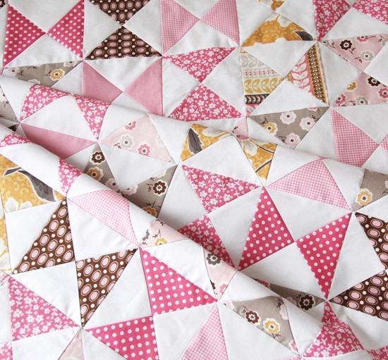 A Pink Classic Quilt Tutorial | Cluck Cluck Sew : classic quilt patterns - Adamdwight.com