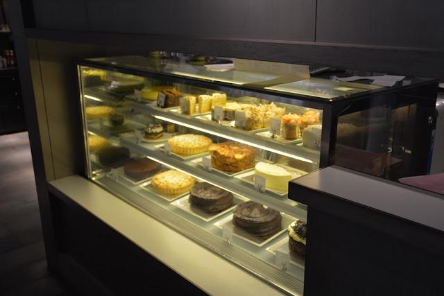 Bens Cafe KLCC cake