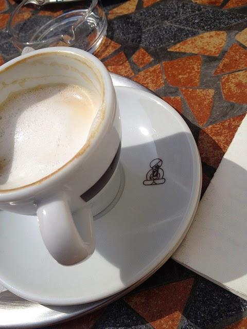 Enjoy life with a good cup of coffee :) © diekremserin