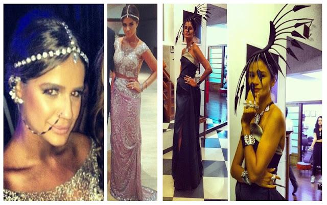 a filha do chefe caroline ribeiro lanvin vestido baile da vogue 2013