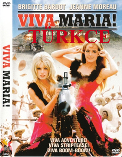 Viva Maria   1965  DVD-Rip  Tr-DubLAJViva Maria 1965