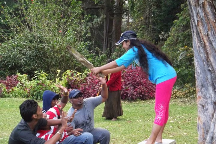 Madhu Nithyani pink