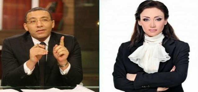 مفاجأة دراماتيكية : خالد صلاح يعتذر عن الظهور مع ريهام سعيد و السبب لا يصدق