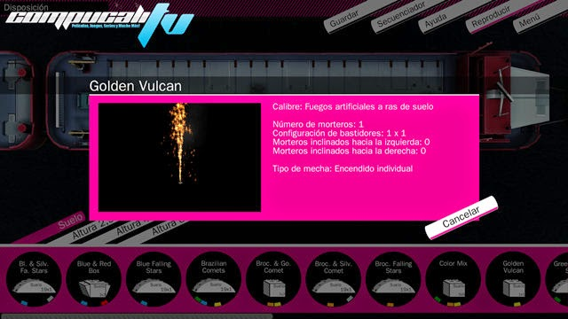 Fireworks Simulator PC Full Español