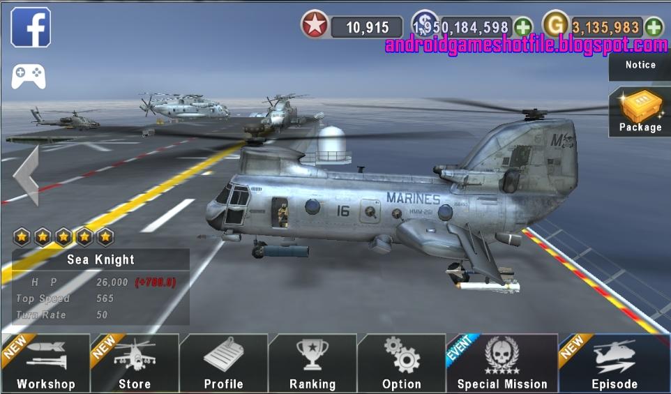 gunship battle mod apk free shopping latest version