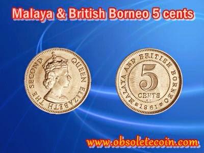 5 cents Malaya