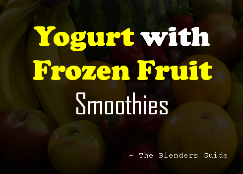 yogurt-frozen-fruit-smoothies-recipes