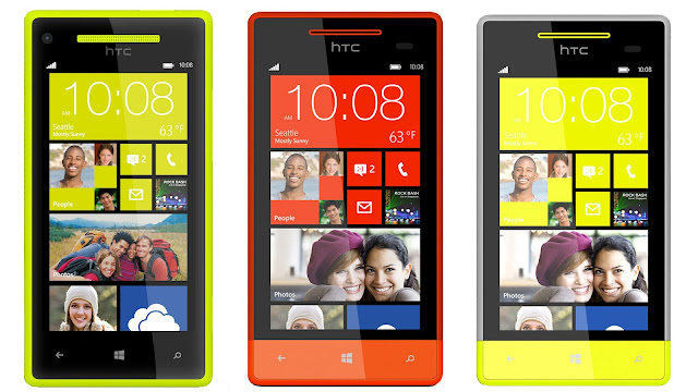 Nokia Sindir Ponsel Windows 8 HTC