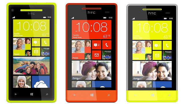 Nokia Sindir Ponsel Windows 8 HTC