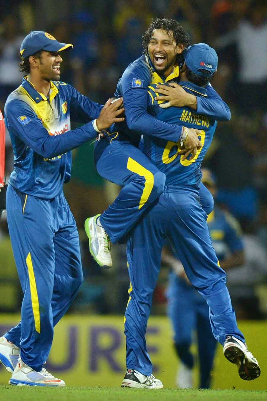 Sri Lanka beat South Africa by 87 runs in 2nd ODI