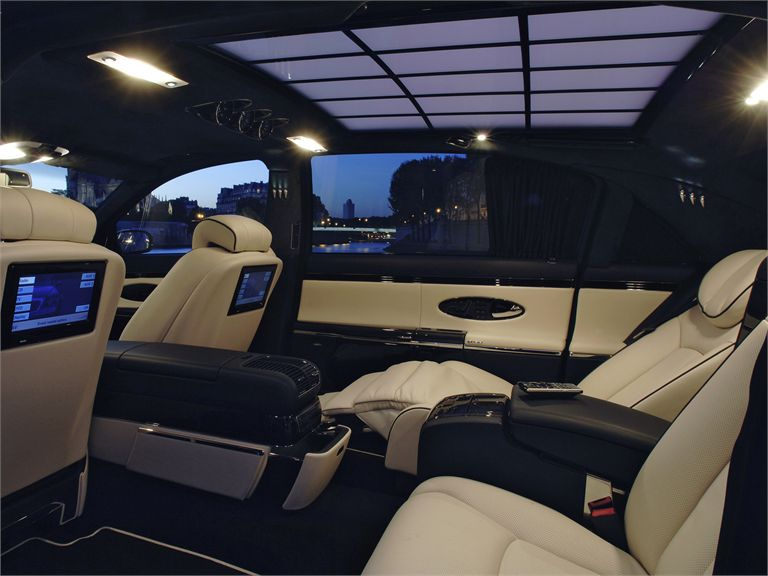 passion for luxury maybach 62 excellence refined. Black Bedroom Furniture Sets. Home Design Ideas