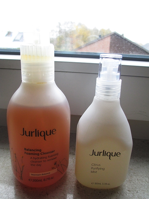 Jurlique Skin Care Products Review!