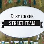 Etsy Greek Street Team Blog