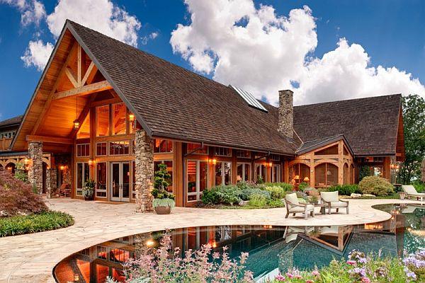 Interior Exterior Design Perfect For A Holiday Home