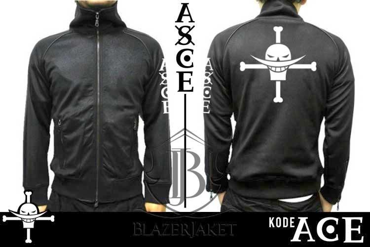 Jaket Portgas D Ace jacket blazer anime blazerjaket