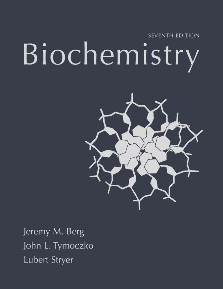 Biochemistry (berg) pdf