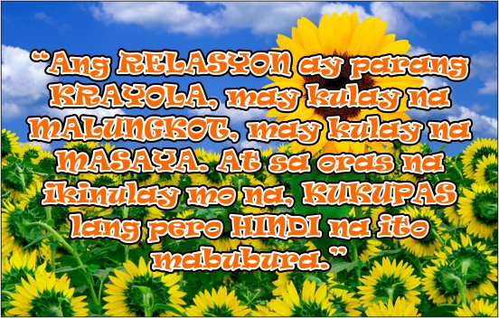 tagalog quotes about relationships