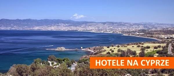 Cypr Hotele