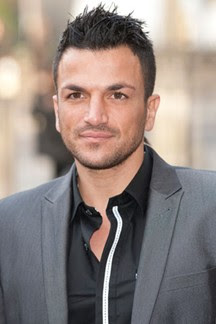 PETER ANDRE HAIRCUT 2013